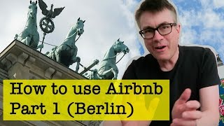 Gambar cover How to use Airbnb (1) Berlin