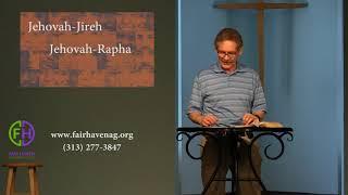 Sermon 7-26-20 | Tom Haefner
