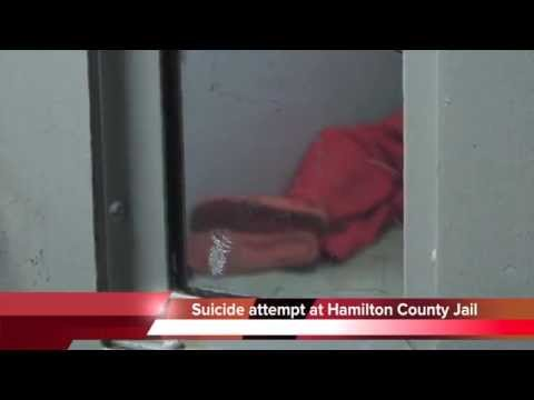 Suicide Attempt At Hamilton County Jail In Chattanooga TN