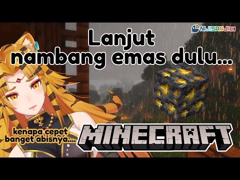 【MINECRAFT】mine mine mine mine mine【NIJISANJI ID】