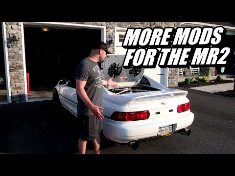 More Mods Coming For the MR2 (Standalone ECU!)