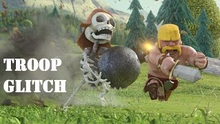 Clash of Clans Troop Glitch 2016 Clash of Clans [YouTubeMajor]