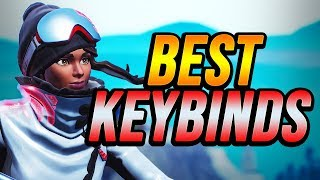 Perfect Fortnite Keybinds - + Tips To Find Your Best Keybinds!