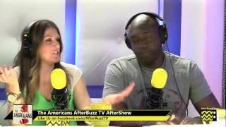 "The Americans After Show  Season 1 Episode 13 ""The Colonel"" 