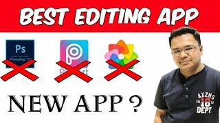 Top 1 Best Professional Photo Editing App For Android App 2017   By Online Tricks And Offers.