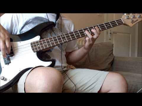 Foals - 'Olympic Airways' Bass Cover HD