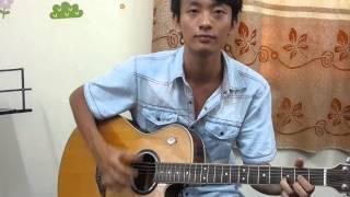 hướng dẫn đệm hát Guitar bài: Ba kể con nghe