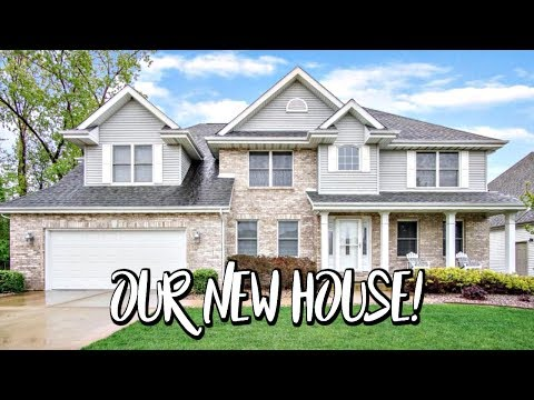 WE BOUGHT A NEW HOUSE! HOME DECOR HAUL | Belinda Selene