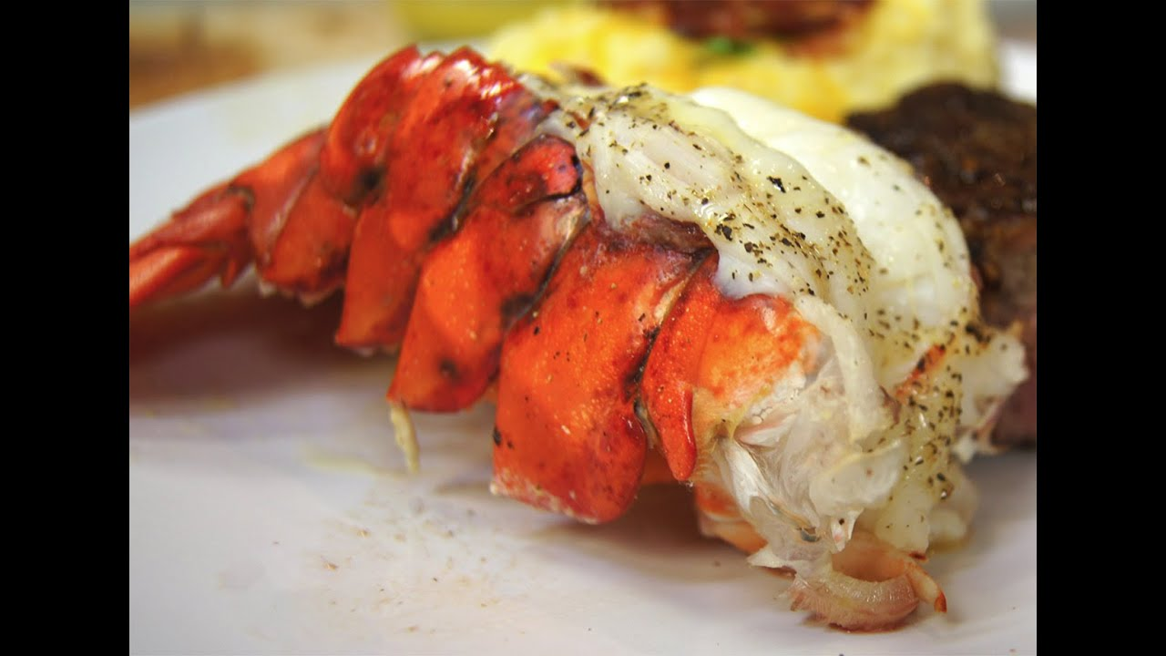 Lobster Tail Recipe - YouTube