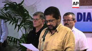 FARC rebels ask for Jimmy Carter