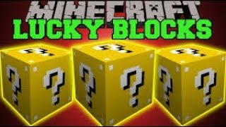 Minecraft Lucky block modu nasil indirilir