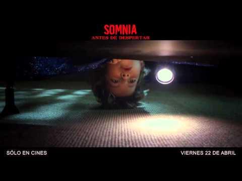 Somnia Antes De Despertar - Before I Wake - Spot Subtitulado (HD)