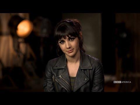 AskDirk with Hannah Marks  Dirk Gently Season 2  Saturdays @ 98c on BBC America