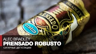 Обзор сигары Alec Bradley Prensado Robusto