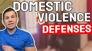 What are some defenses to Domestic Violence Charges in Arizona?