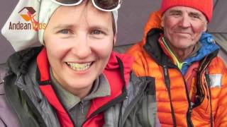 Andean Trips with Peter Habeler: Expedition to Llullaillaco (Part 2)