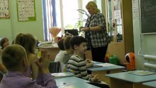 Часть 2 Ксения Классный час 2 класс 26/05/2012