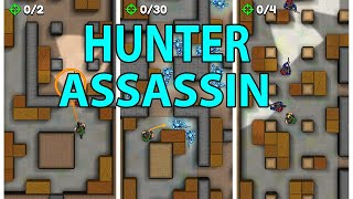 Hunter Assassin - Gameplay | 20 Levels