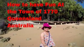 Discover and Visit Town of 1770, Queensland Australia.