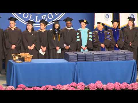 ECC Career Technical Commencement Ceremony – Spring 2018