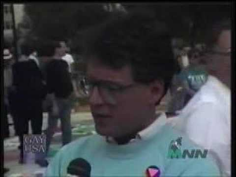 1987 Gay Rights March on Washington (Part 3)