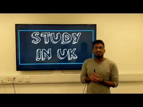 Study In the UK for Masters (Taught Courses)