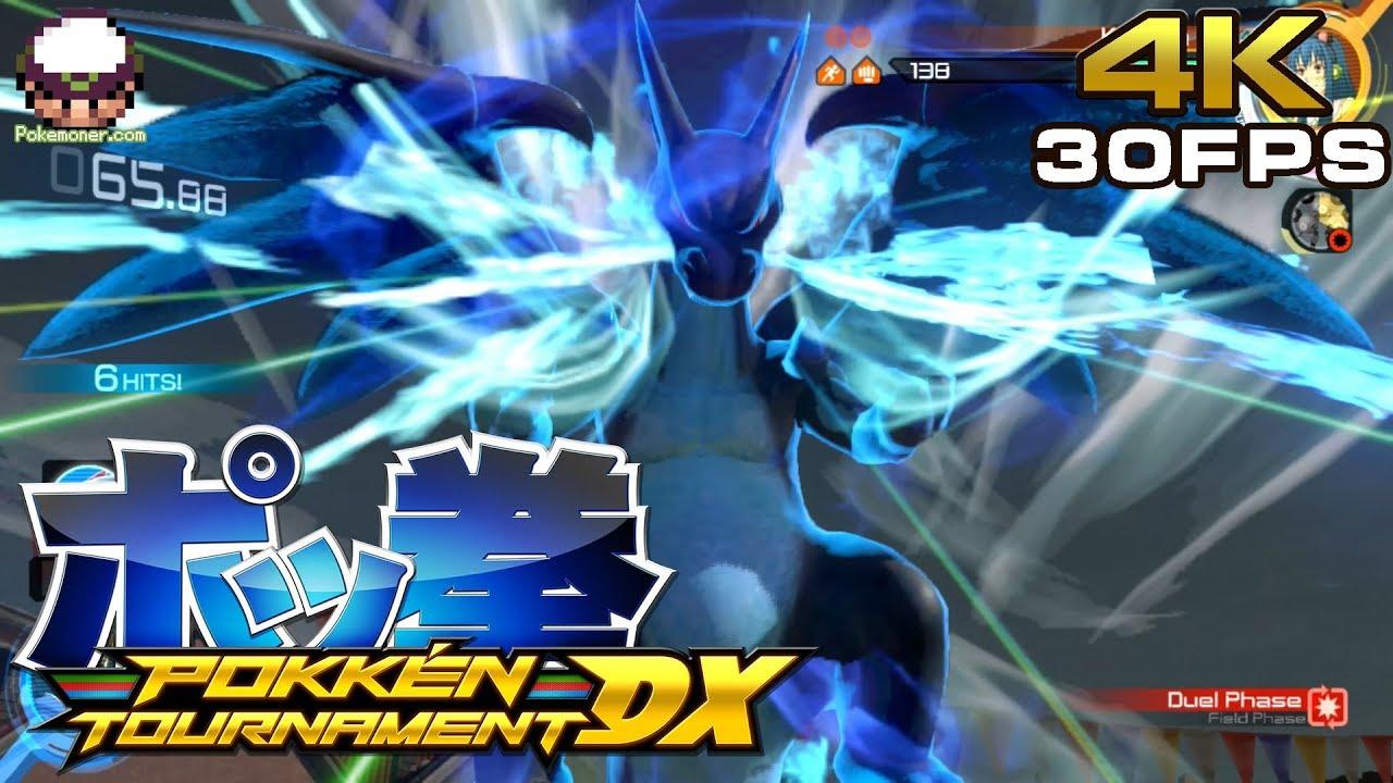 Switch] Pokkén Tournament DX - Pokemoner com