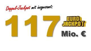 Eurojackpot noch immer randvoll: Heute, 9. Februar 90 Millionen zu gewinnen
