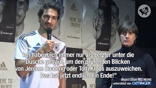 Nationalspieler Mats Hummels outet sich [Sportillon]