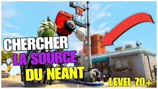 SEARCH THE SOURCE OF THE NETOR (Quest Morne the Valley) FORTNITE Save the World