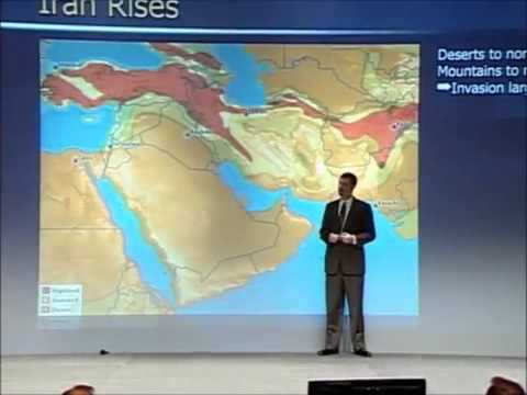 Oil & Gas Geopolitics-Middle East, Peter Zeihan: Geopolitica