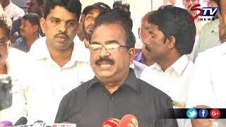 Nanjil Sampath's Emotional Speech Over Death of M.Natarajan |#Sasikala #Natrajan #PassedAway|STV