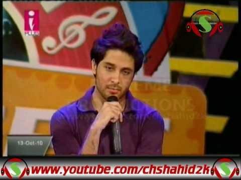 Haroon Shahid Kuttay Pakistan Sangeet Icon 1 Elimination 4