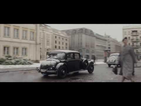 ALONE IN BERLIN Official Trailer #1 2017 Emma Thompson, Daniel Brühl Drama Movie HD