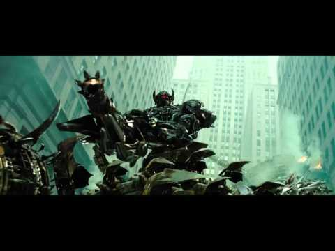 Transformers 3 Trailer completo italiano HD