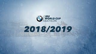 BMW IBU World Cup 2018/2019 Season Trailer
