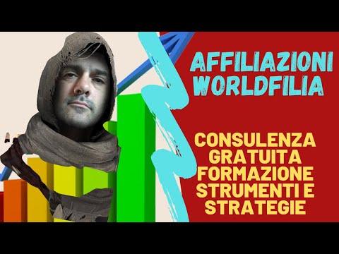 Affiliazione con Worldfilia: come funziona? Dalla A alla Z