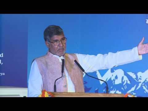 5th Convocation Ceremony 2017 | Shri Kailash Satyarthi, Nobel Peace Prize winner Speech