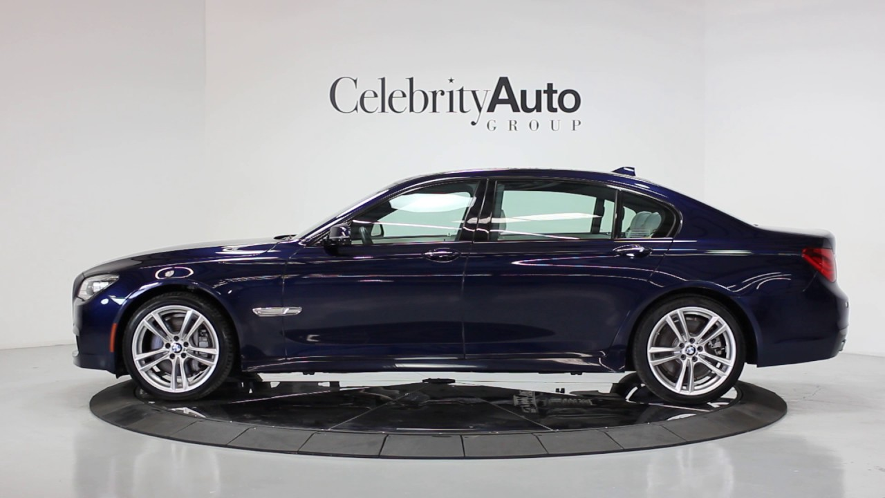 2015 bmw 750li $106k msrp m sport pkg - youtube