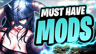 25 ESSENTIAL MODS f๐r Skyrim Special Edition