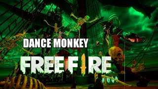Download Lagu Dance Monkey - Tones and I Versi Free Firee (Full Lyrics) mp3