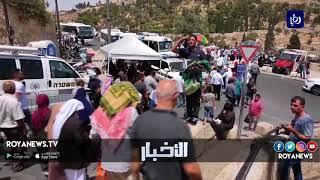 أكثر من ربع مليون مصل يؤدون صلاة الجمعة في المسجد الأقصى المبارك - (8-6-2018)