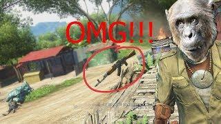A funniest glitch in Far Cry 3