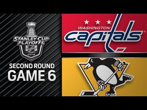 Pittsburgh Penguins vs Washington Capitals – May. 07, 2018 | Game 6 | Stanley Cup 2018. Обзор