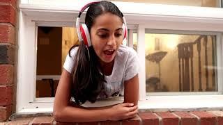 McDonald's Drive Thru Prank Inflatable giant unicorn - Kids Pretend Play