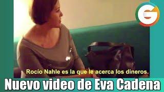 Aparece nuevo video de Eva Cadena