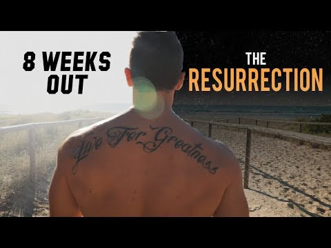 FREEZMA - The Resurrection | 8 Weeks Out From Comp | Ep.2