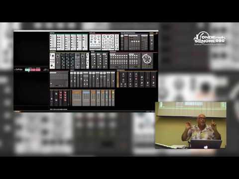 Modular Softube - Anteprima Italiana - con Enrico Cosimi