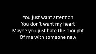 Timeflies - Attention Lyrics