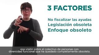 Políticas de empleo para personas con diversidad funcional. Pilar Lima.